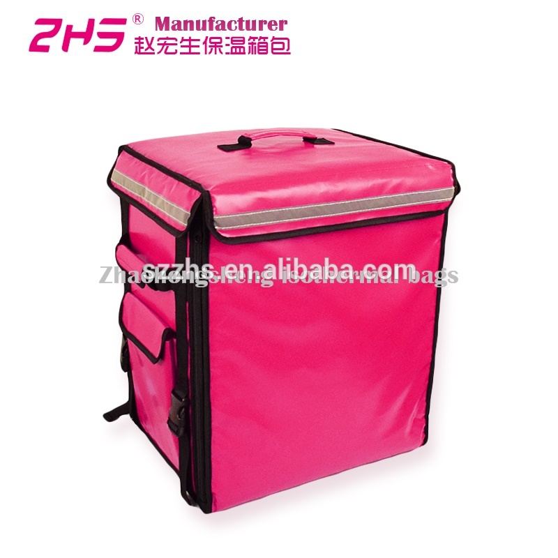 69L Waterproof fabric thermal insulated food carry cooler backpack