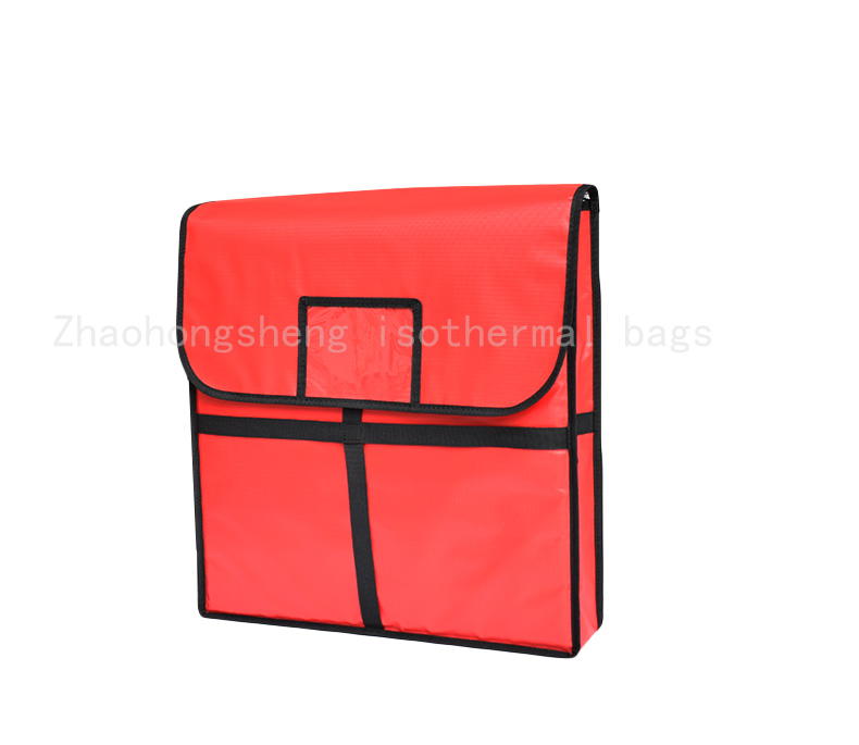 "100% Original Factory Cooler Bag With Compartments - LINE 16""-24"" Carry Hot Lunch Fast Food Custom Pizza Delivery Tote Bags – Zhao Hongsheng"