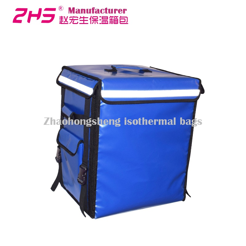 Fast delivery Refrigerated Cooler Bags - best seller insulated pizza food delivery thermal carrying bags for frozen food malaysia – Zhao Hongsheng
