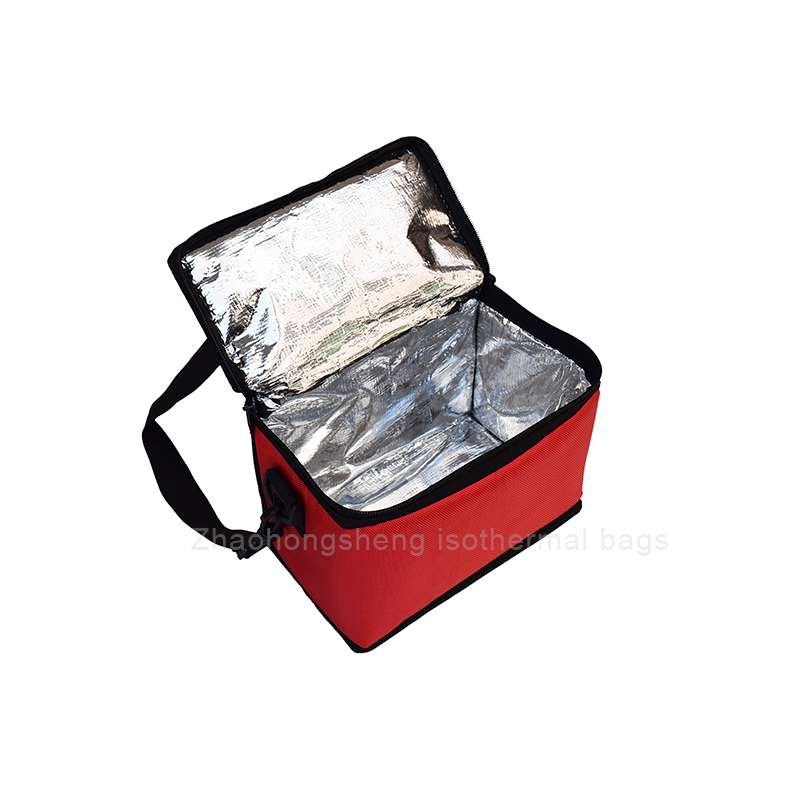 Hot Selling for Delivery Food Hot Cold Thermal Bags - Good quality wholesale beach bags insulated food carriers for cans or drinking – Zhao Hongsheng