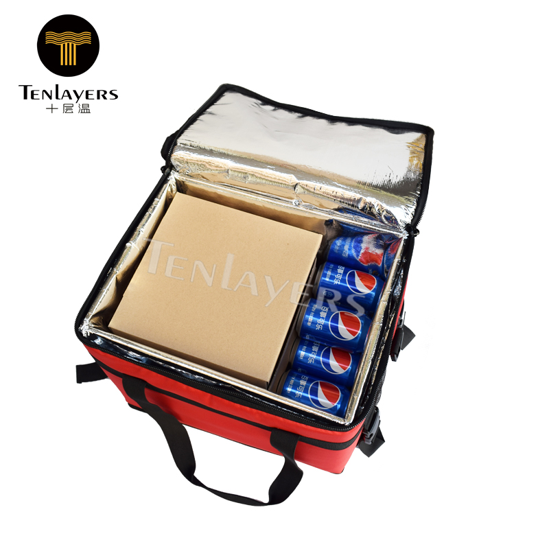100% Original Factory Cooler Bag With Compartments - luxury  insulated frozen lunch box warmer cooler bags food grade for school kids – Zhao Hongsheng