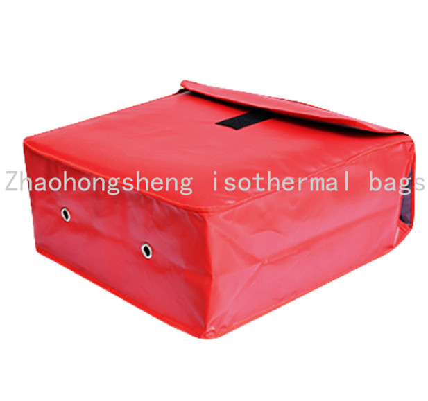 Manufacturer of Pizza Food Bag - Good sale thermal insulated pizza warmer bags for box – Zhao Hongsheng