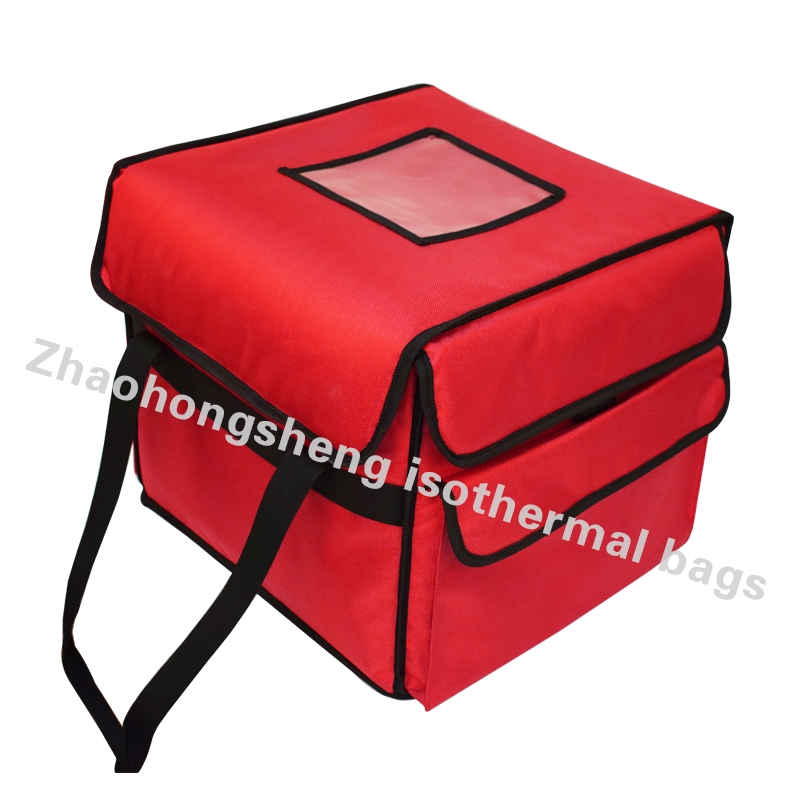 LINE High Quality Bike Takeaway Thermal Insulation Catering Pizza Rodok anget Bag