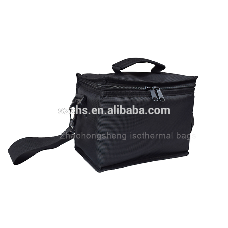 Fashion OEM Food Delivery Cooler lunch Bag for cans