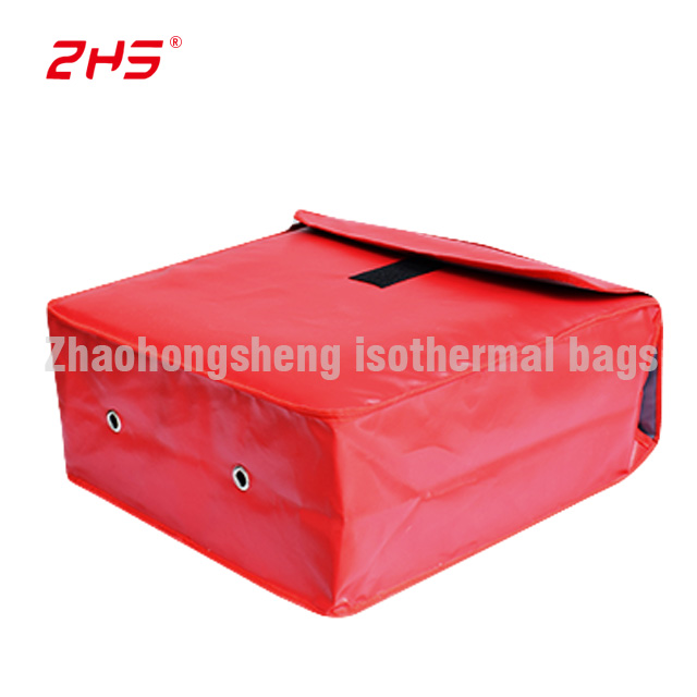 LINE Waterproof Thermal Lining Pizza Lunch Cooler Delivery Bags Suppliers