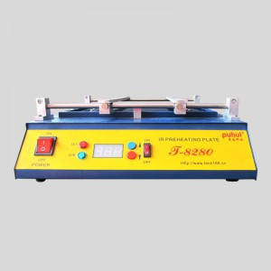 Preheating Plate T-8280