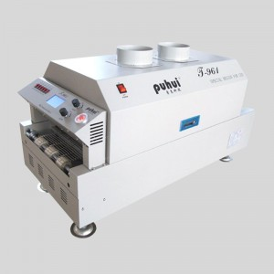 Mini Channel Reflow Oven T-961