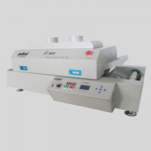 Channel reflow pec T-960