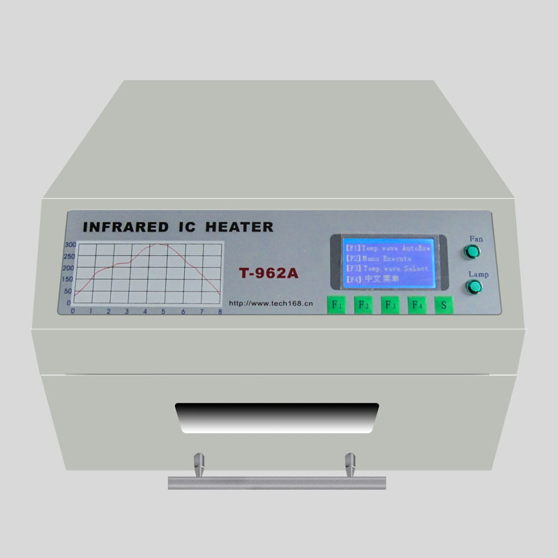 Infrared Reflow Oven T-962A Featured Image
