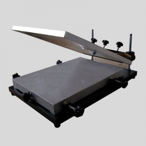 Manual klishe Printer
