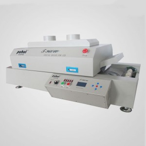 Best-Selling Lead-Free Mini Reflow Oven -