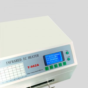 Infrared Reflow Oven T-962A