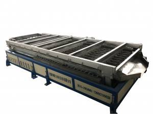Automatic Needle/Flat/strip Green and White tea fixation and shaping machine
