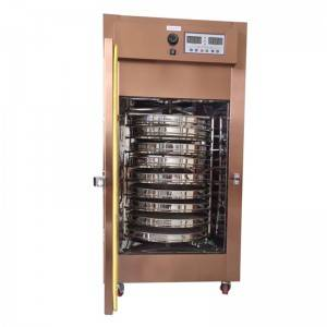 Cabinet tea dryer (Rose gold stainless steel type )