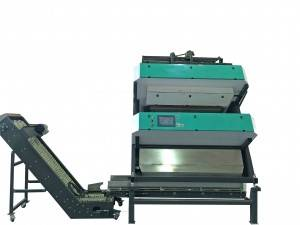 DOUBLE LAYER TEA COLOR SORTER  Model :6CSX-252II