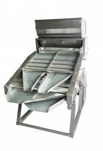 Ladder type Tea stalk sorter-stainless steel type