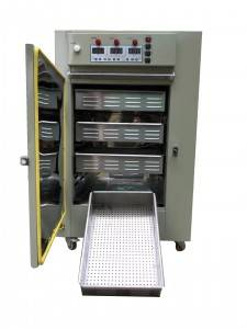 Intelligent Tea fermentation machine