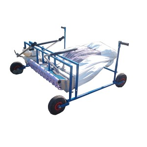 Factory wholesale Box Packing Machine – Japan quality Two Men  Lavender(Tea ) harvester  TS120L – Chama