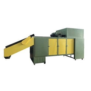 Tea Drying Machine
