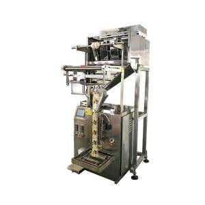 Electronic weighing tea bag packaging machine (4heads), Model: FM03BF