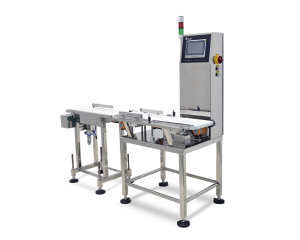 High Speed 5-100g check weigher in weighing scales automatic dynamic checkweigher price