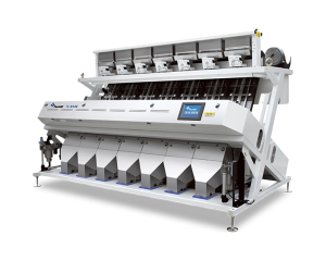 High Capacity Rice Color Sorter/White Rice Grader/Rice Separation Machine