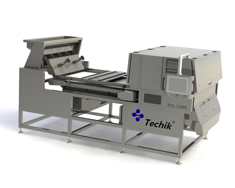 Wholesale Price China Cashew Sorting Machine -