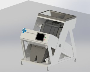 Mini Color Sorter For Bulk Product