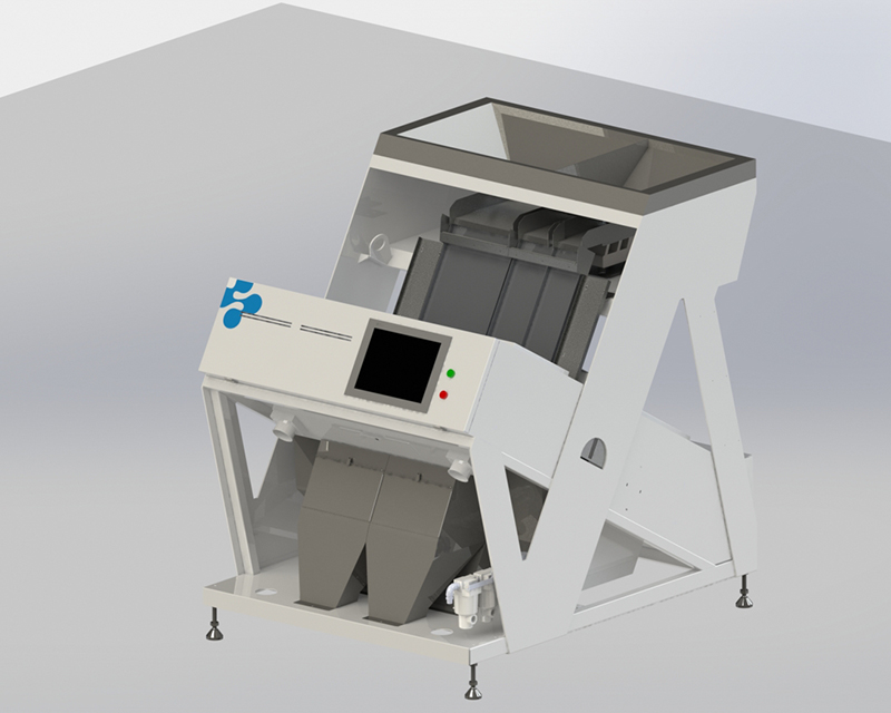 China Factory for Colour Sorter – Mini Color Sorter – Techik