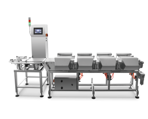 Best machine Automatic Check Weigher automatic weighing machine
