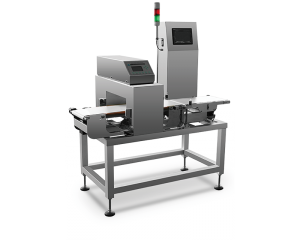 online  Combo check weight conveyor machine