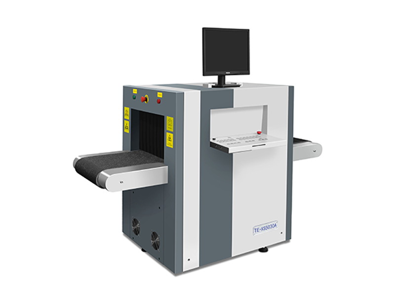 High Performance X-Ray Detector - TE-XS5030A X-ray Baggage Scanner – Techik Featured Image