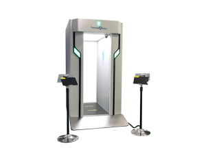 Factory Price For Chinese Security Doors - Microwave body scanner – Techik