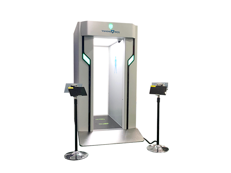 Hot New Products Full Body Security Scanner - Microwave body scanner – Techik detail pictures