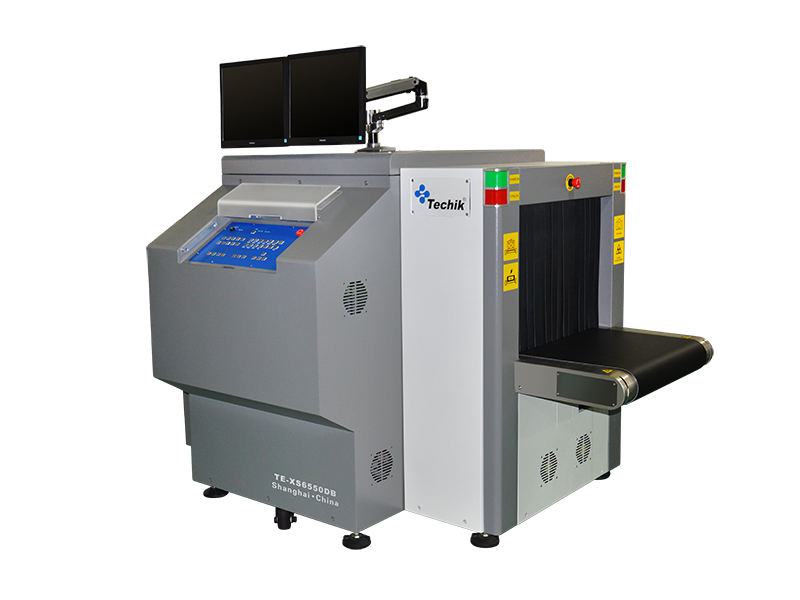 TE-XS6550DB X-ray Baggage Scanner