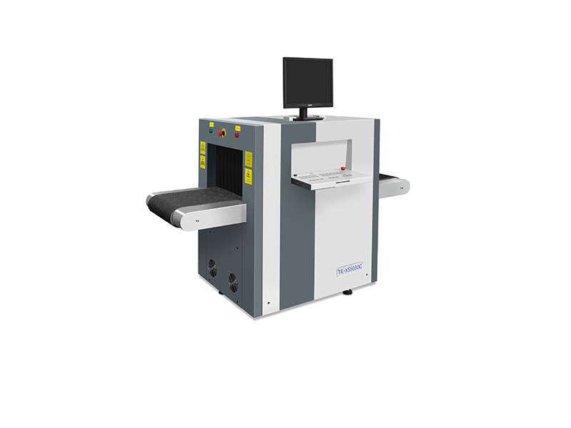 Ordinary Discount X-Ray Machine Used - TE-XS5030C X-ray Baggage Scanner – Techik