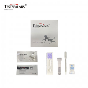 Hot New Products High Sensitive Canine Coronavirus Ag Test Kit -