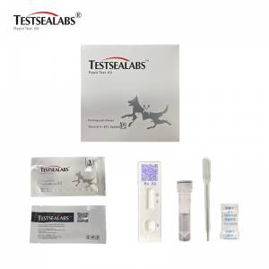 2020 Good Quality Canine Coronavirus Test Kit -