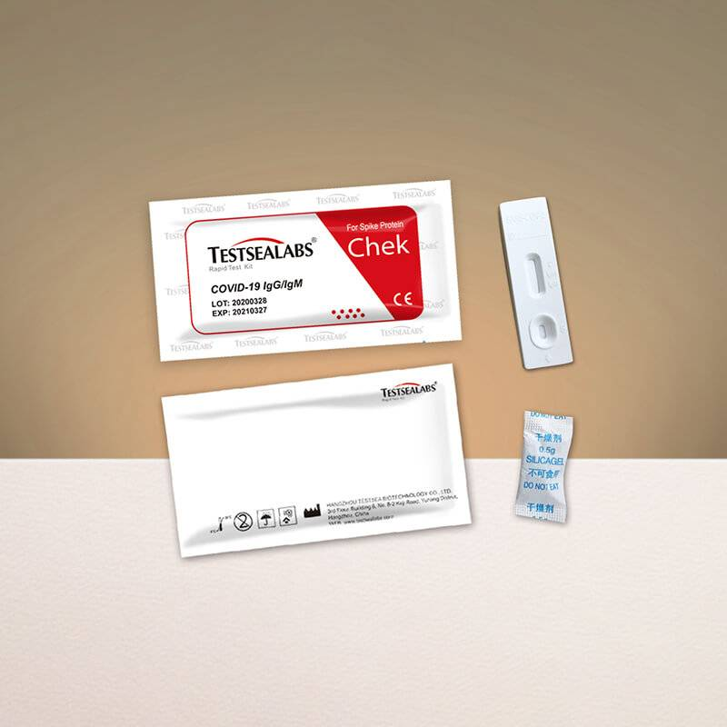 Hot sale Factory Coronavirus Test Kit For Humans -