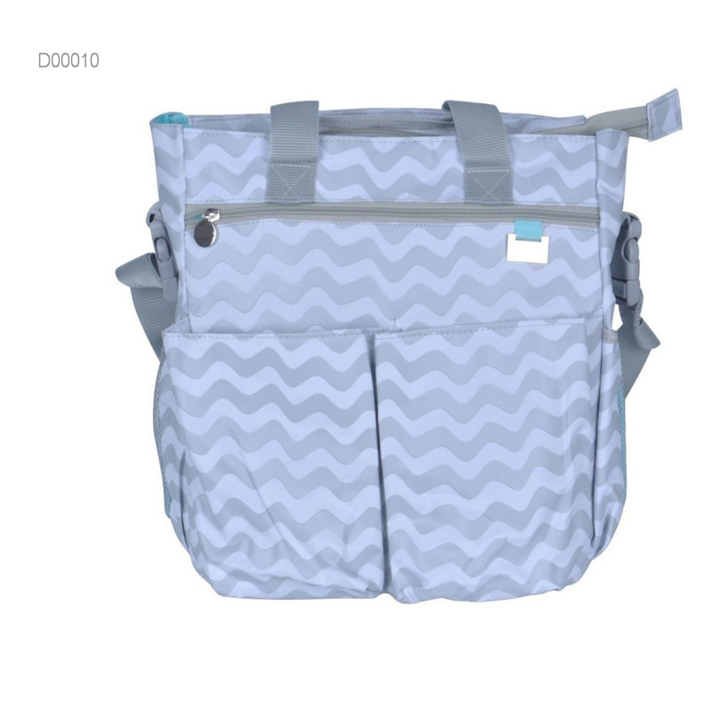 KID multi-functional travel PU tote baby backpack diaper bag
