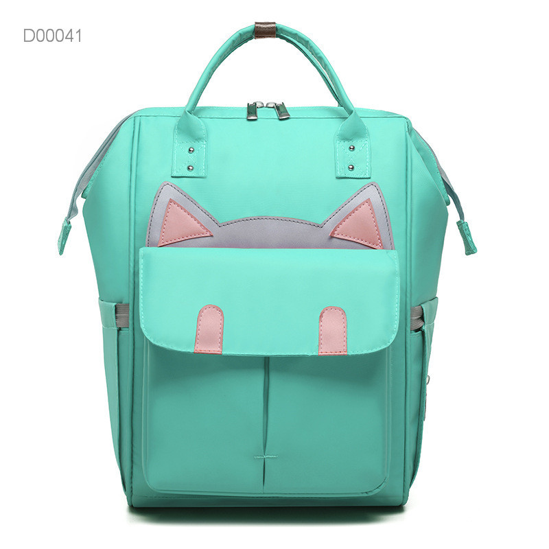 Wholesale big capacity anti-theft mummy diaper bags