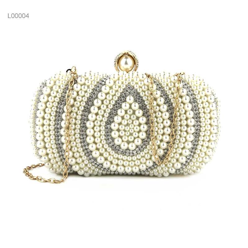 Clutch bag for evening party