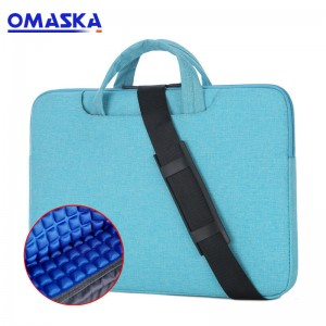 Factory direct 13 inch 14 inch 15.6 inch shockproof light custom laptop bag
