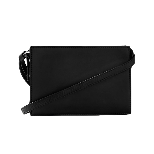 2 Part PU Leather Cross Body Bag