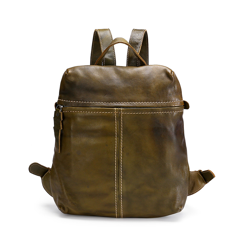 Travel Backpack for women, Women's Designer Backpack. Fashion Leather Lady Backpack.