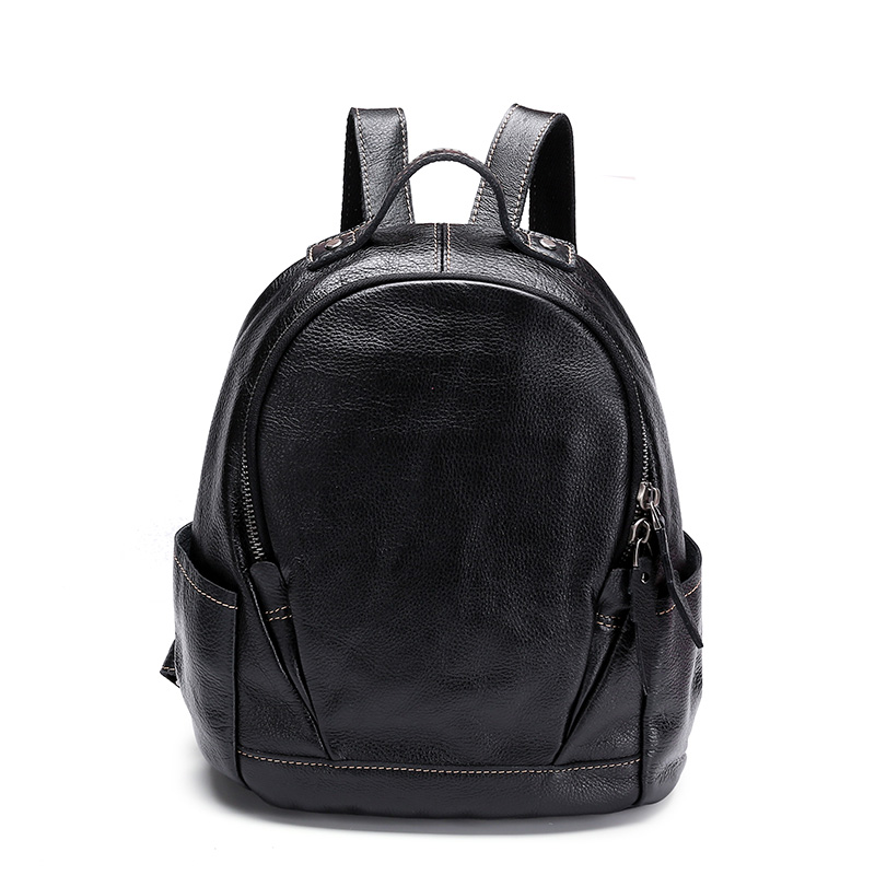 Fashion Leather Lady Backpack, Travel Backpack for women, Women's Designer Backpack.