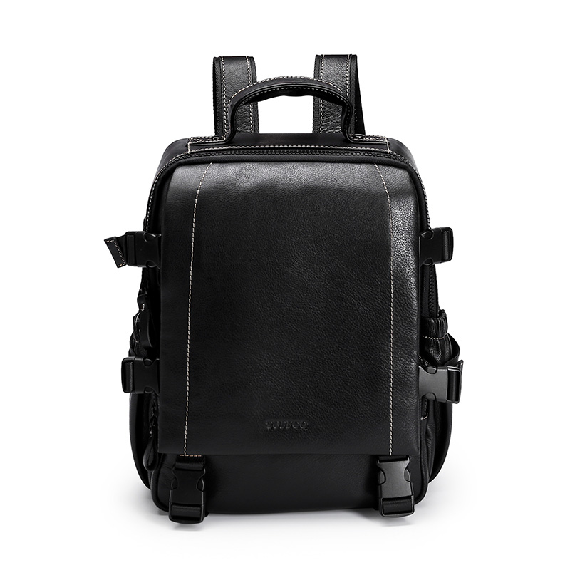 Genuine leather Backpack. Casual backpack, School Backpack.Travel Backpack Featured Image