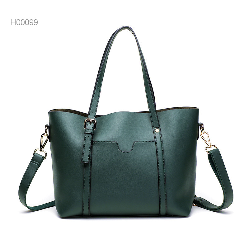 wholesale New Fashion Woman PU Leather Bag Women Handbags Featured Image