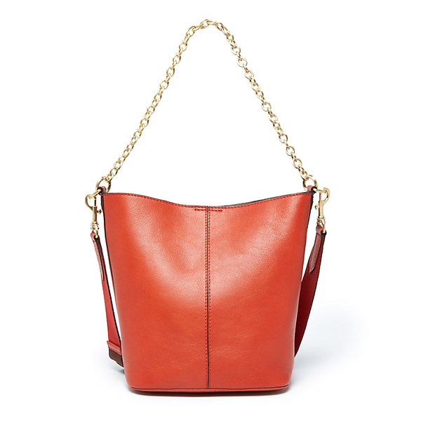 Crossbody Bag with Removable Chain