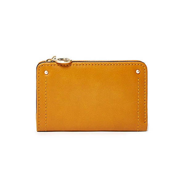 PU Leather Foldout Purse